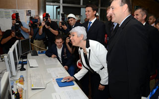Prime Minster put Unit L at TE-TO Zagreb into commercial operation