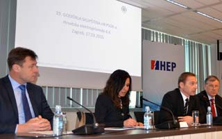 HEP hosted the  Assembly of the Croatian Business Council for Sustainable Development