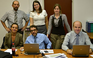 Financial audit of the first year of CONCERTO Solution project