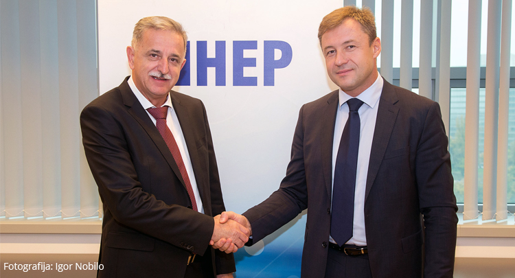 HEP and Elektroprivreda HZ Herceg Bosne signed the Business Cooperation Agreement