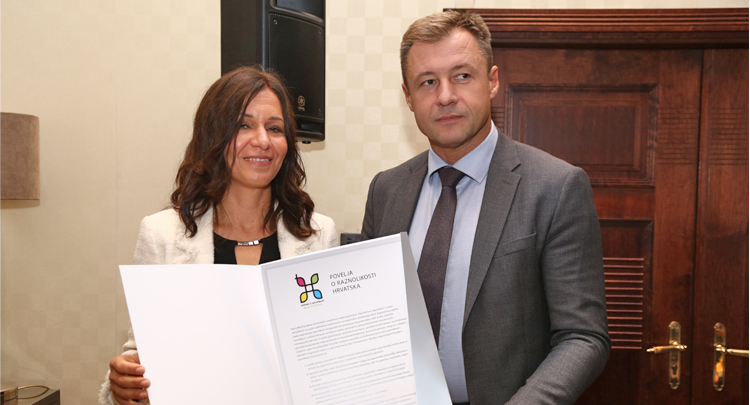 HEP signatory of the Diversity Charter Croatia