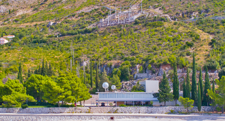 Aggregate B of Dubrovnik Hydro Power Plant put into operation