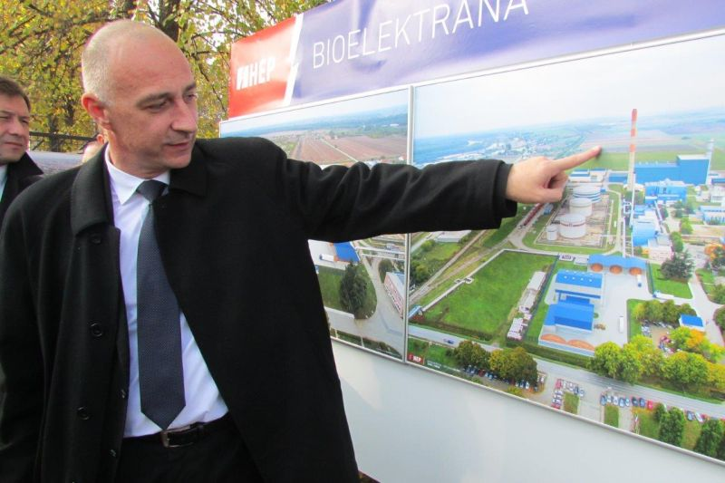 The construction of BE-TO Osijek CHP launched
