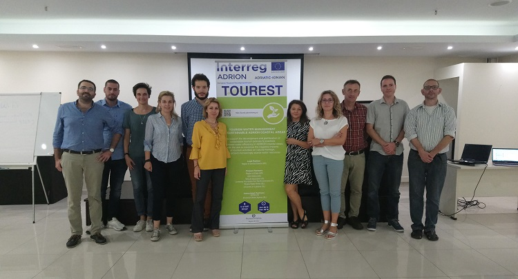 TOUREST - 4th project meeting held in Rethymno, Greece
