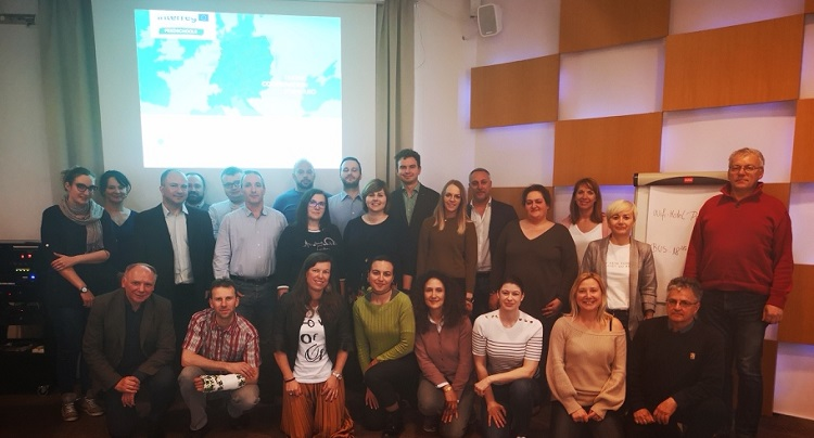 FEEDSCHOOLS - 4th Project Meeting held in Ptuj, Slovenia