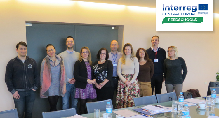 FEEDSCHOOLS - International Project Meeting - Zagreb