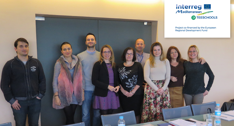 TEESCHOOLS - International Project Meeting - Zagreb