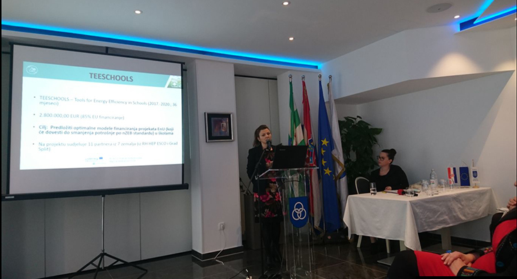 eCentral - International Conference held in Sveta Nedelja