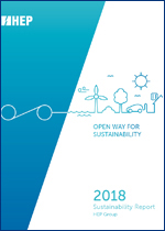 Sustainability report for 2018