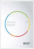 Annual Report 2013 HEP Group