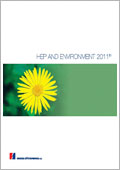 HEP and environment 2011